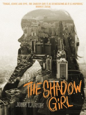 cover image of The Shadow Girl