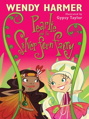 cover image of Pearlie and the Silver Fern Fairy