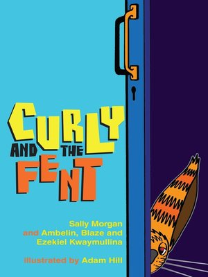 cover image of Curly and the Fent