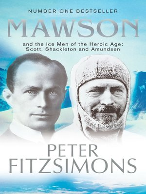 cover image of Mawson