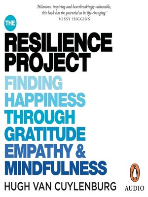 cover image of The Resilience Project