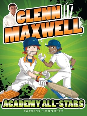 cover image of Glenn Maxwell 2