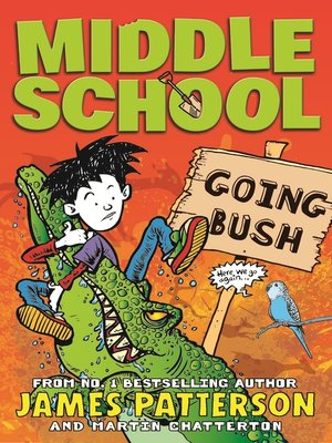 cover image of Going Bush