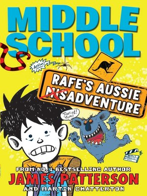 cover image of Middle School Rafe's Aussie Adventure