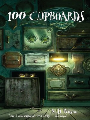 cover image of 100 Cupboards