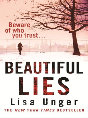 cover image of Beautiful Lies