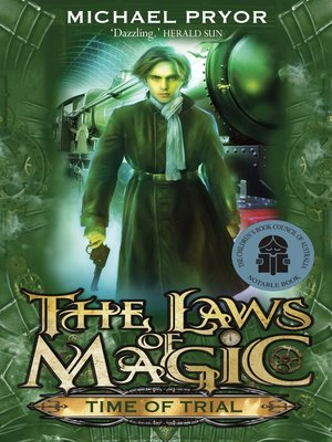 cover image of Laws of Magic 4
