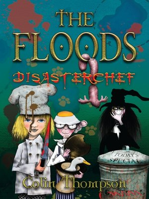 cover image of Disasterchef