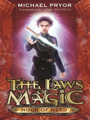 cover image of Laws of Magic 6