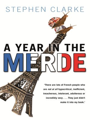 cover image of A Year in the Merde