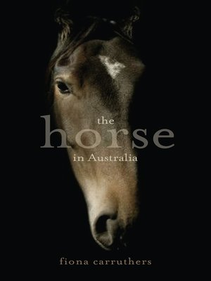 cover image of The Horse in Australia