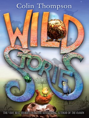 cover image of Wild Stories