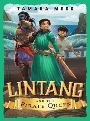 cover image of Lintang and the Pirate Queen
