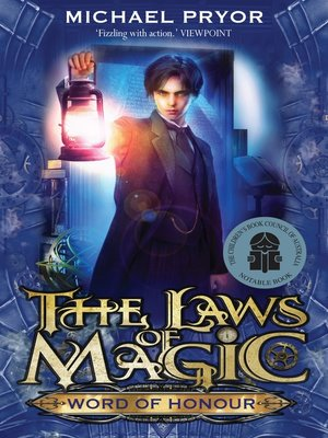 cover image of Laws of Magic 3