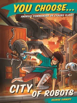 cover image of City of Robots