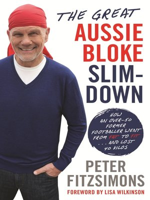 cover image of The Great Aussie Bloke Slim-Down