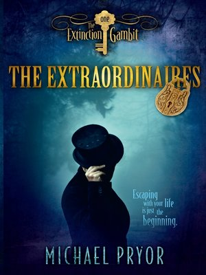 cover image of The Extraordinaires 1