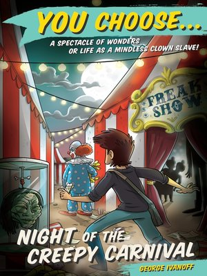 cover image of Night of the Creepy Carnival