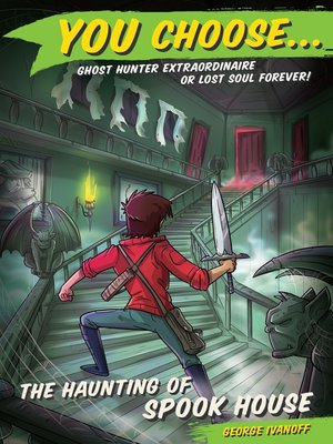 cover image of The Haunting of Spook House