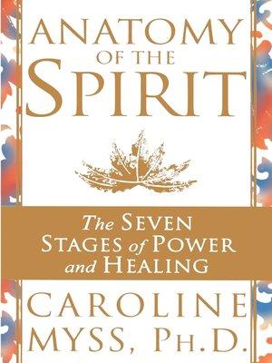 anatomy of the spirit ebook free