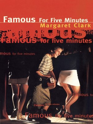 cover image of Famous For Five Minutes