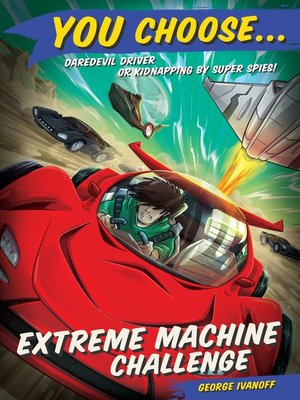 cover image of Extreme Machine Challenge