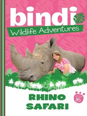 cover image of Rhino Safari