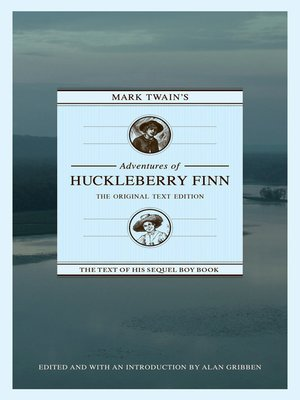 cover image of Mark Twain's Adventures of Huckleberry Finn
