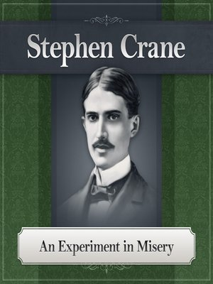 cover image of An Experiment in Misery