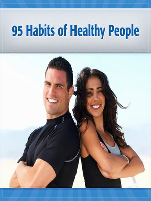 cover image of 95 Habits of Healthy & Happy People