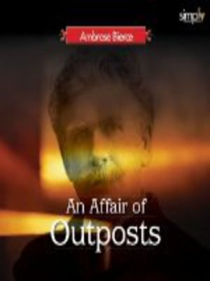 cover image of An Affair of Outposts