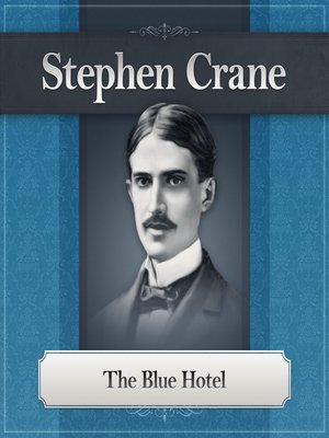cover image of The Blue Hotel