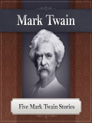 cover image of Five Mark Twain Stories