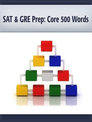 cover image of SAT & GRE Prep