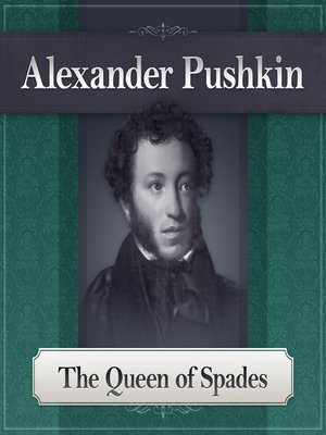cover image of The Queen of Spades
