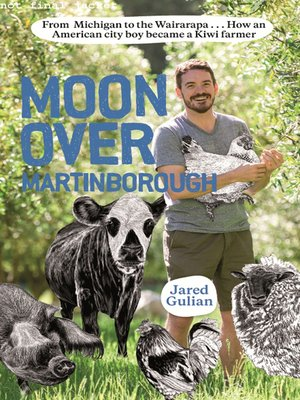 cover image of Moon Over Martinborough