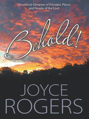 cover image of Behold