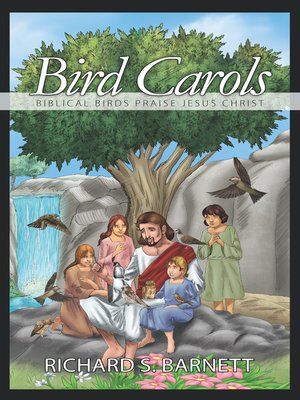 cover image of Bird Carols