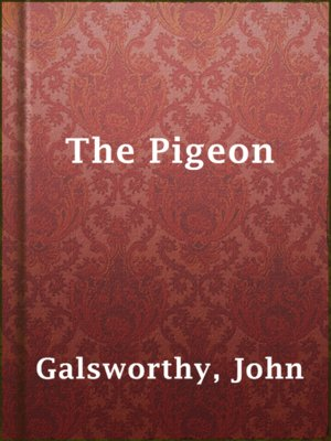 cover image of The Pigeon