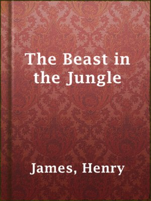 cover image of The Beast in the Jungle