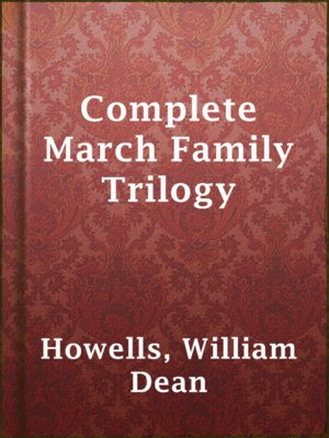 cover image of Complete March Family Trilogy