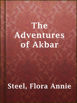 cover image of The Adventures of Akbar