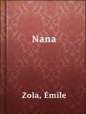 cover image of Nana