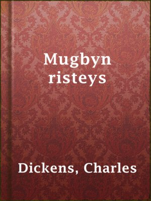 cover image of Mugbyn risteys