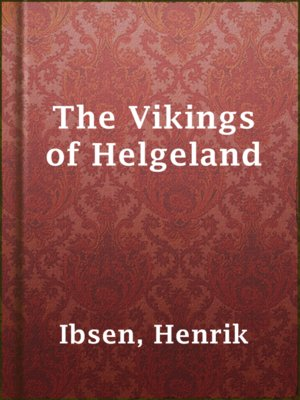 cover image of The Vikings of Helgeland