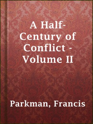cover image of A Half-Century of Conflict - Volume II