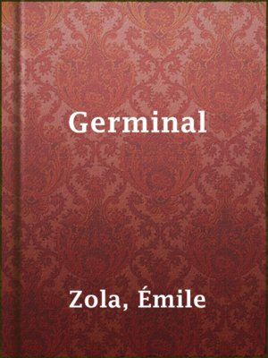 cover image of Germinal