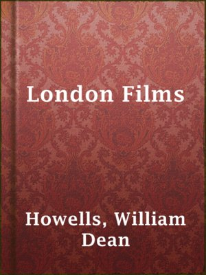 cover image of London Films