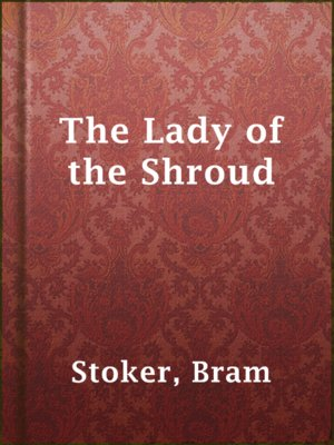 cover image of The Lady of the Shroud