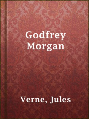 cover image of Godfrey Morgan